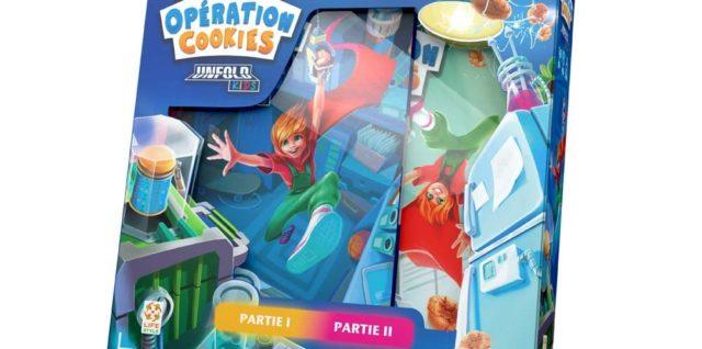 Unfold Kids Opération Cookies